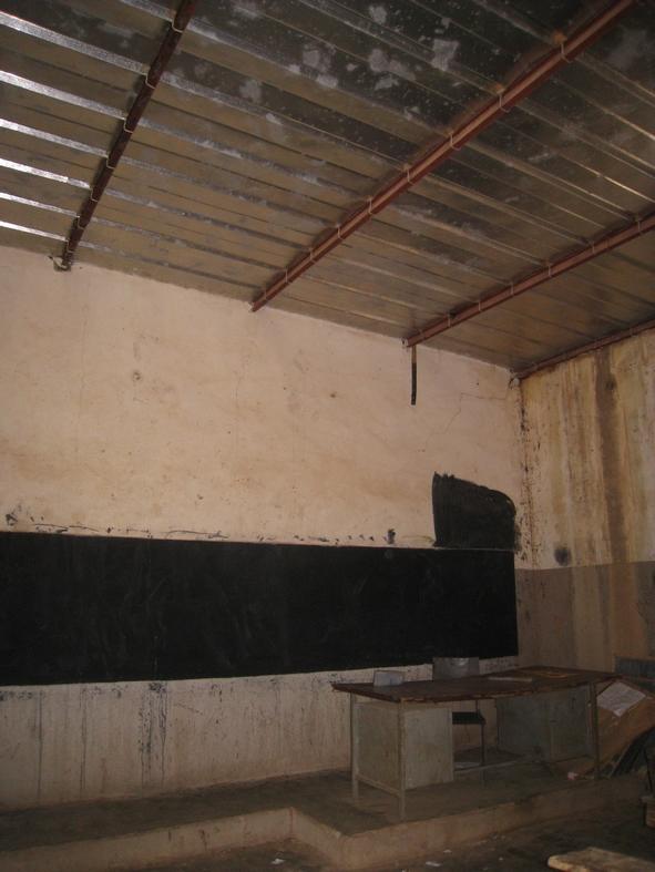 Ecole A - toiture refaite à neuf