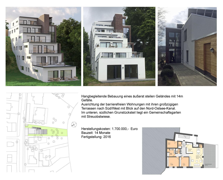 Knooper landstra e 3b architekten schlack und m ller for 3b architekten