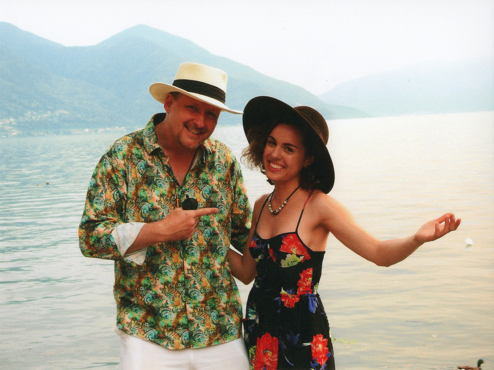 Onlinekonzert mit Cleo - Erinnerungen an Ascona Jazz Festival 2018