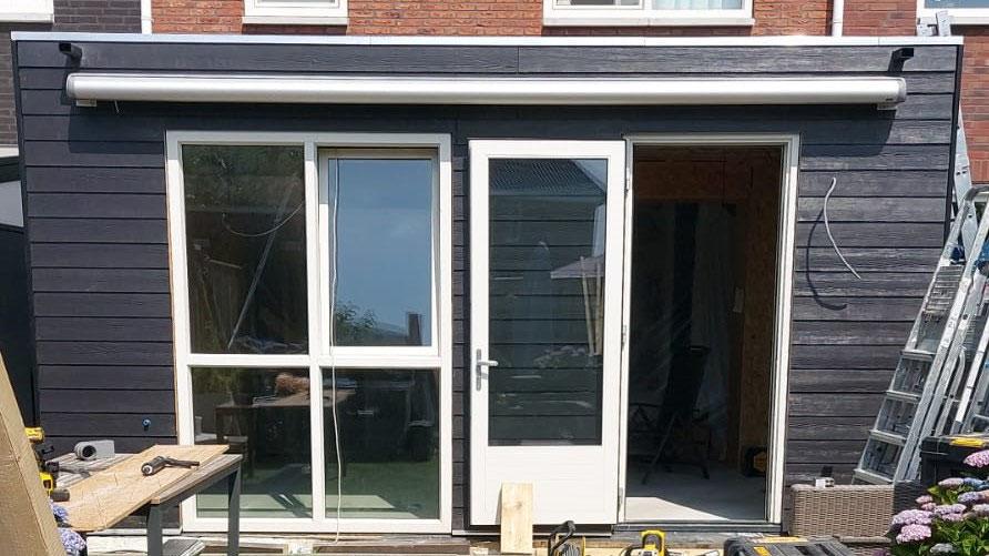 Aanbouw Mannee Goes (in aanbouw door Buro Bouwkracht)