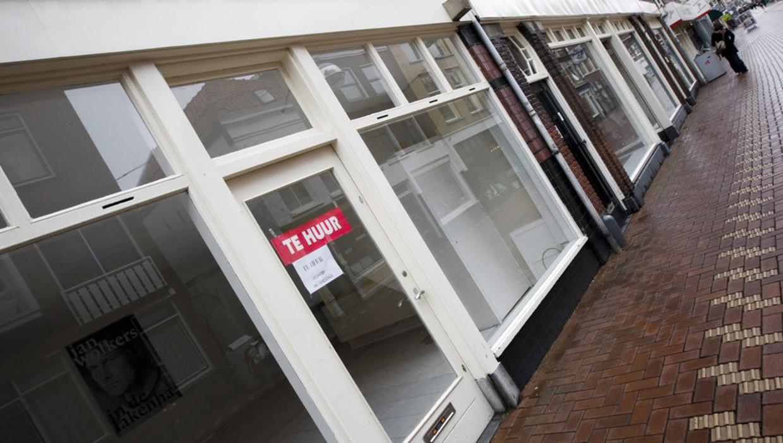 Leegstand winkels tegengaan door ombouw tot woonruimte