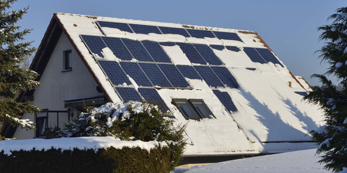 Inzetten op alleen zonnepanelen? Geen goed plan!