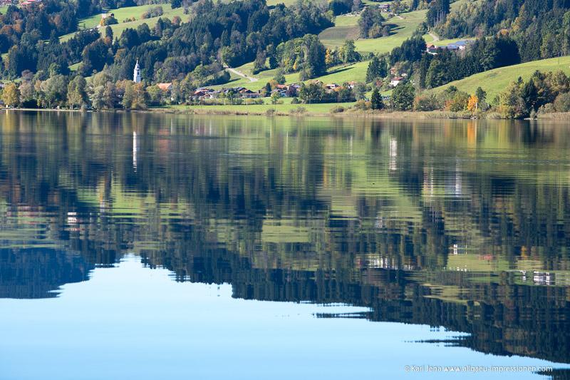 Niedersonthofener See, Niedersonthofen