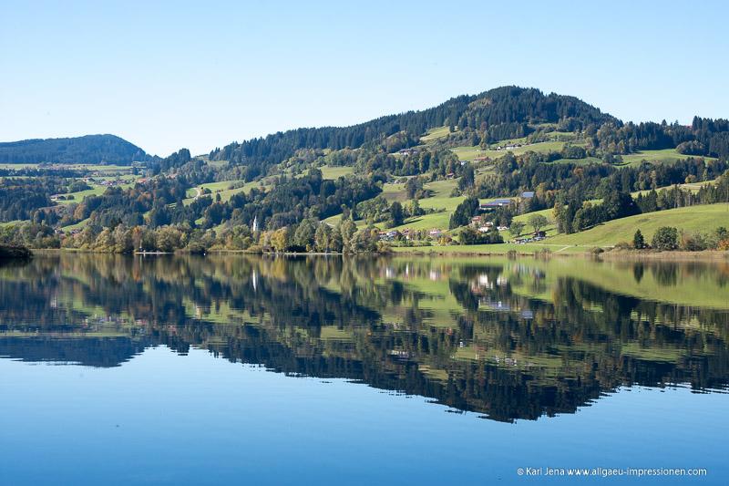 Niedersonthofen, See