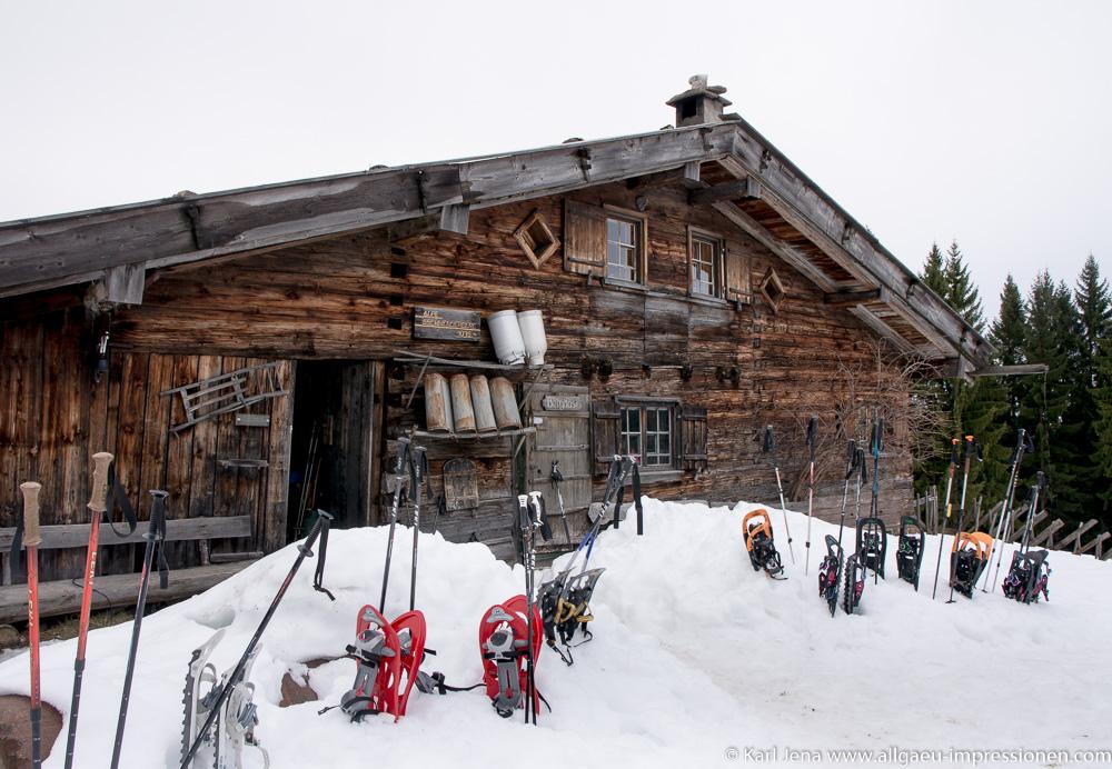 Gschwender Berg Alpe bei Immenstadt