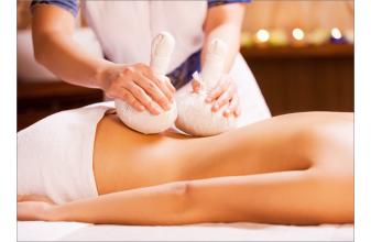 massage aux pochons lyon