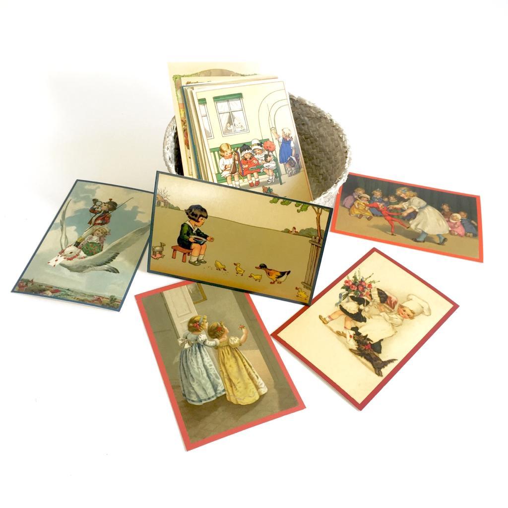 "Karten ""Nostalgie"" Fr. 2.50"