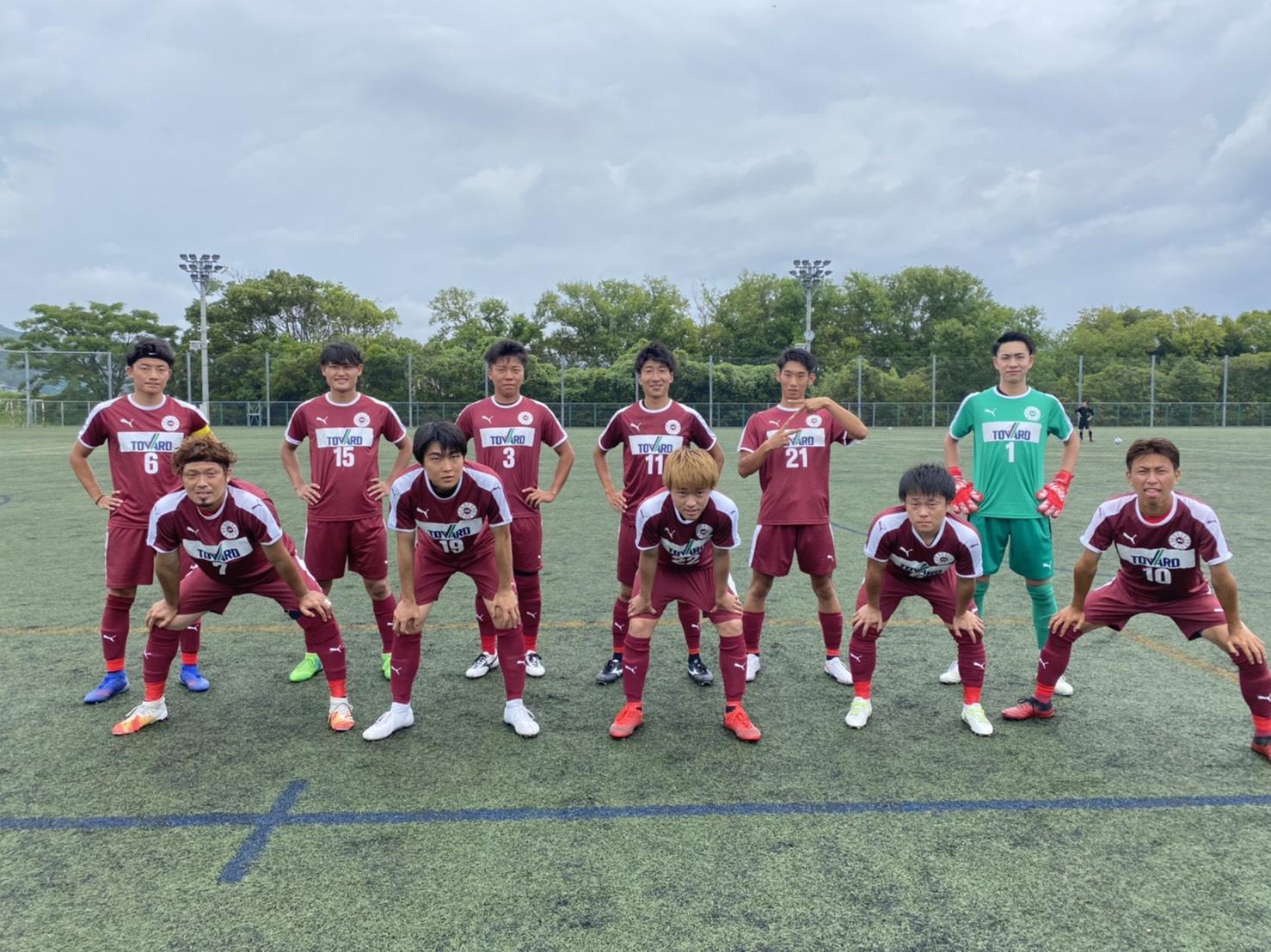 <8/8 VS吉野ヶ里FC 試合結果>