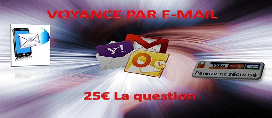 Renseignement pour la voyance par mail