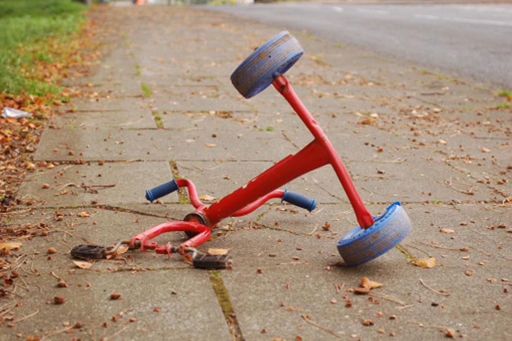 Unfälle von Kindern. Was die gesetzliche Unfallversicherung zahlt!