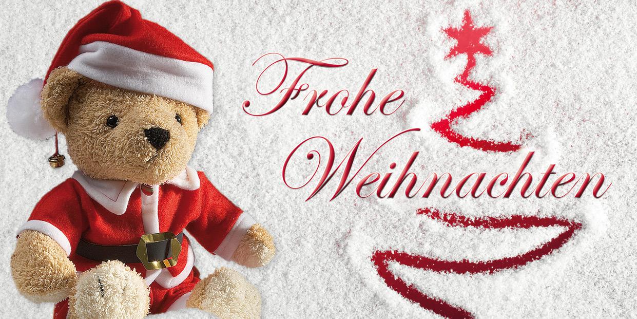 Ja ist denn schon wieder Weihnachten … !