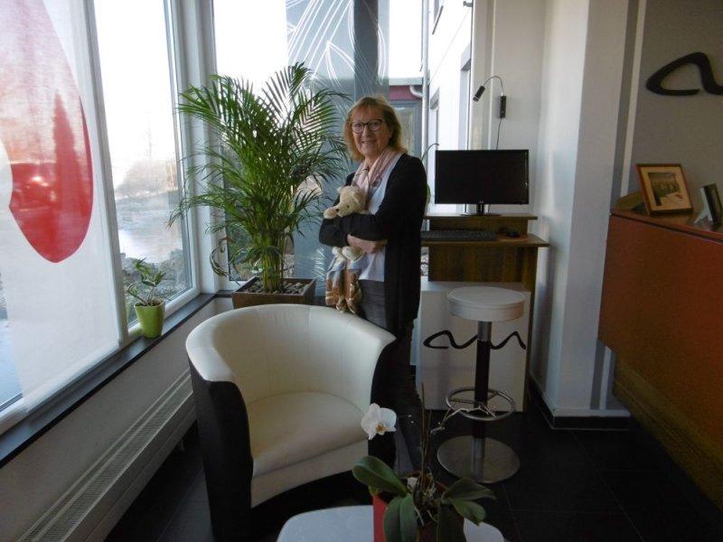 Iris Richter-Maurer, Managerin vom ALLGÄUHOTEL MEMMINGEN-NORD  - https://allgaeuhotel-memmingen-nord.de/