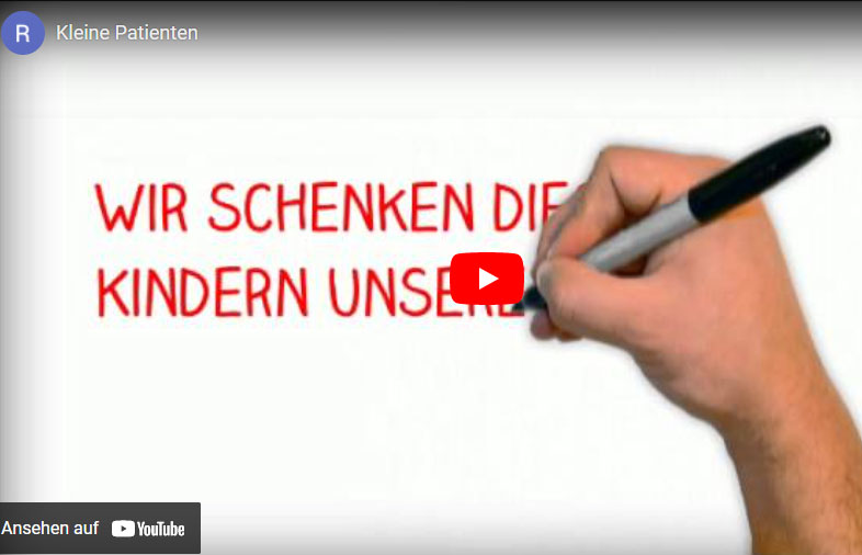 Video Kleine Patienten in Not e.V. auf YouTube ansehen