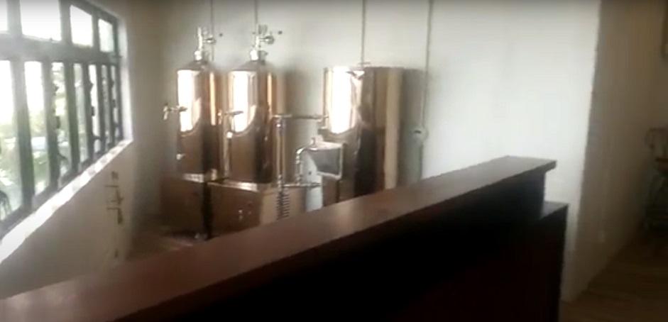 啤酒廠裝修工程@工廈 Beer production site renovation@ New Territories