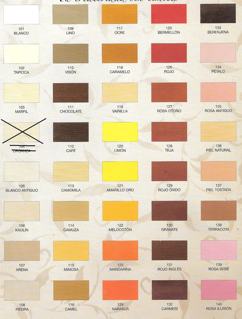 Artistika prager botticelli manualidades valencia for Pintura color lino