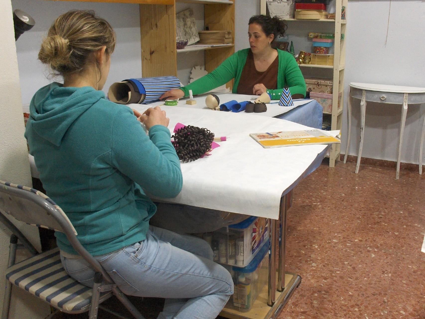 Cursos De Maunualidades Y Decoraci N Botticelli Manualidades  ~ Cursos De Manualidades En Valencia