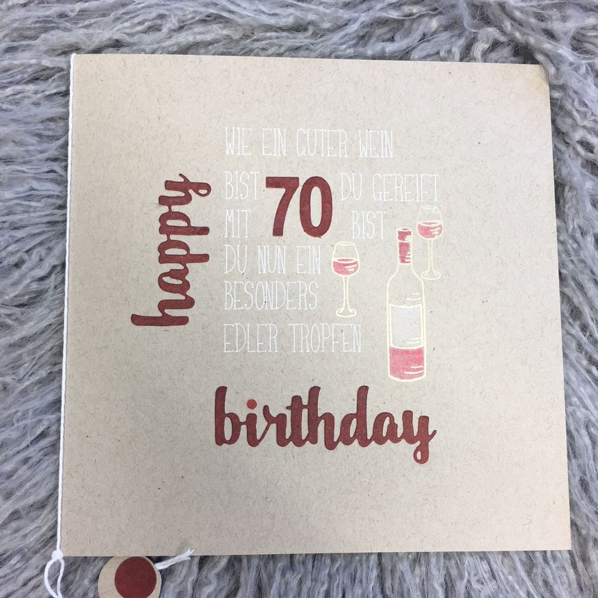 Geburtstagskarten - kartenPUR Geburtstagskarten, Trauerkarten ...