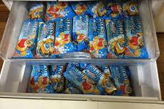 ○原家の冷蔵庫