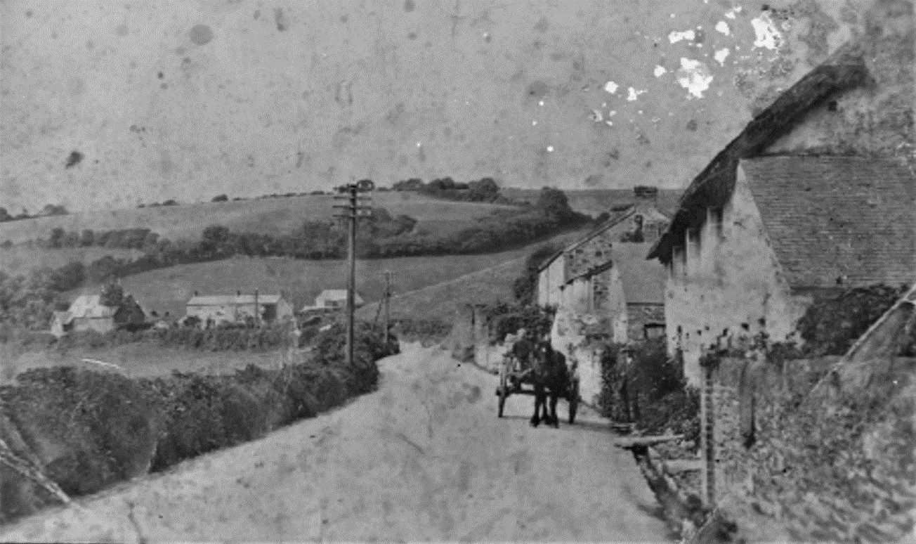 Muddiford in the early 1930s