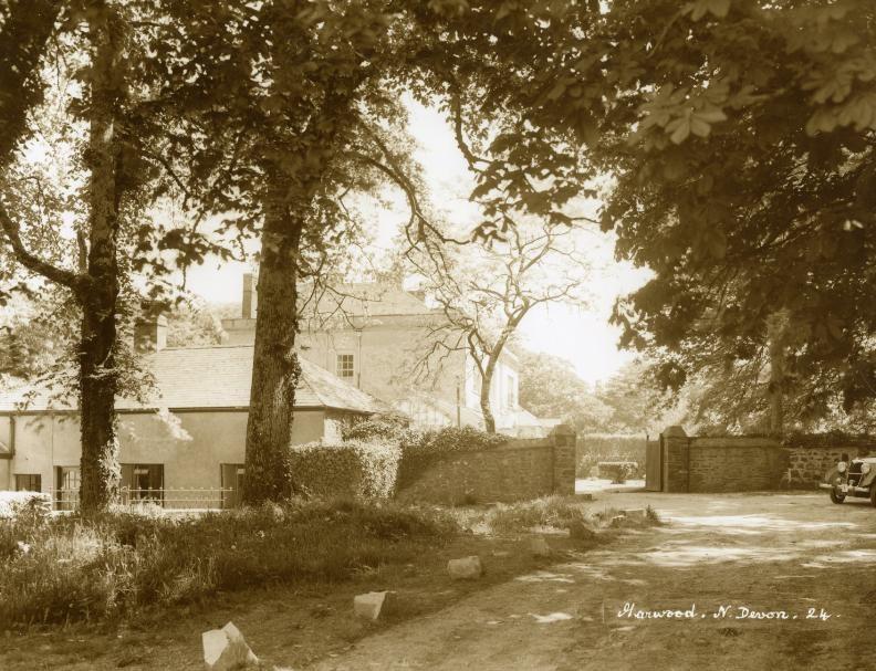 Marwood Lodge