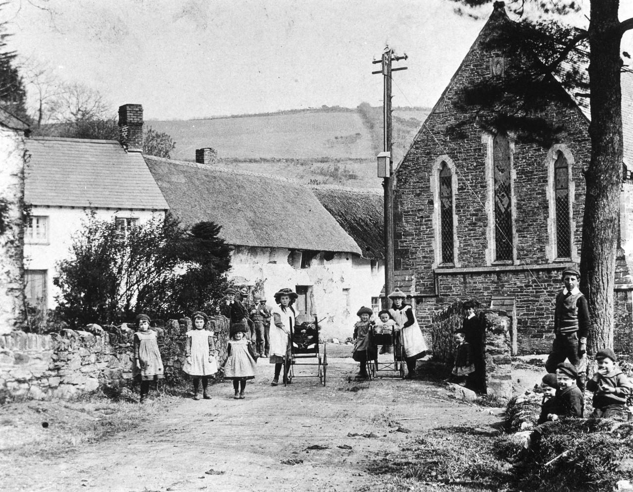 Muddiford Chapel