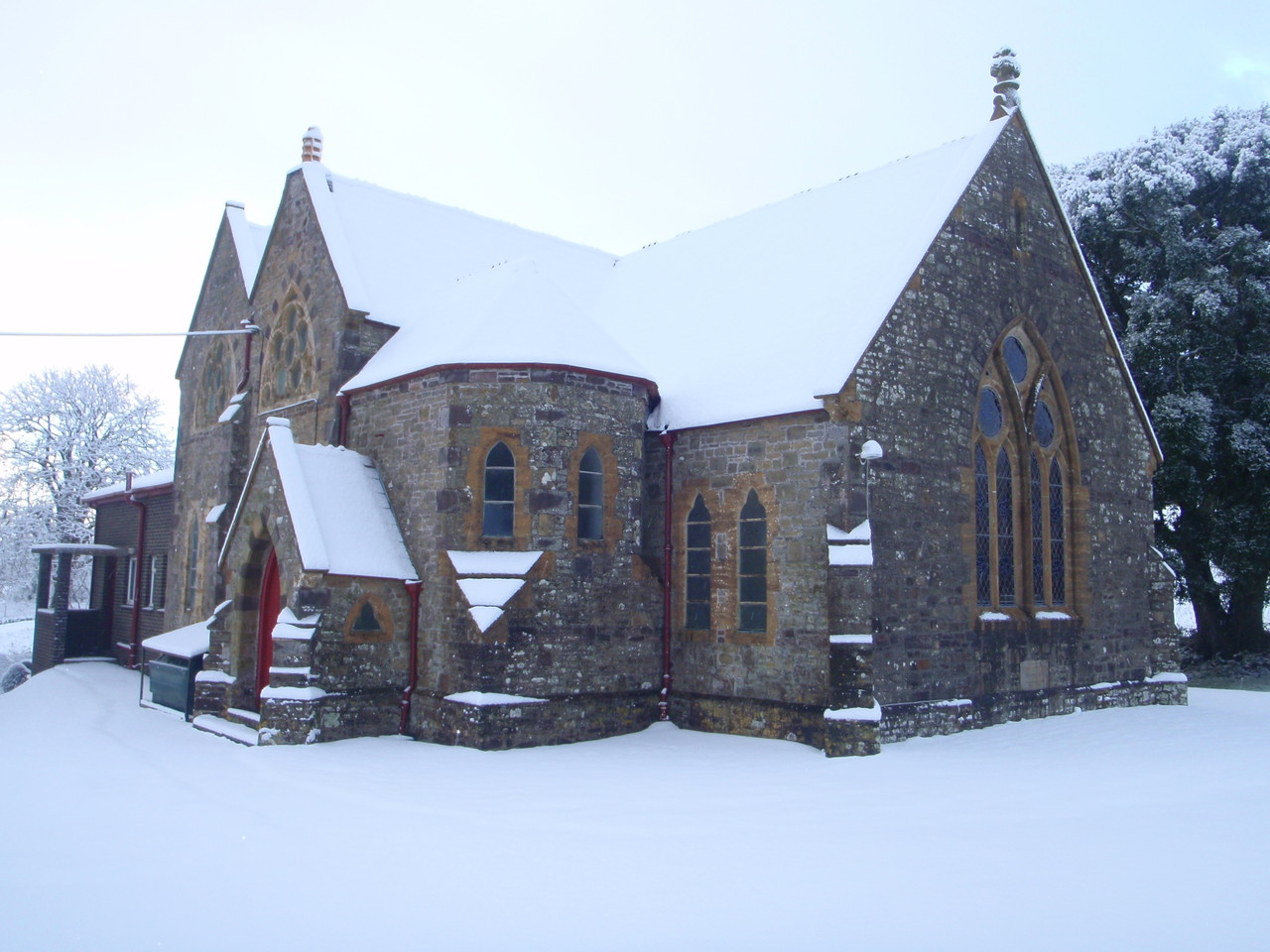 Marwood Methodist Church, Jan '10