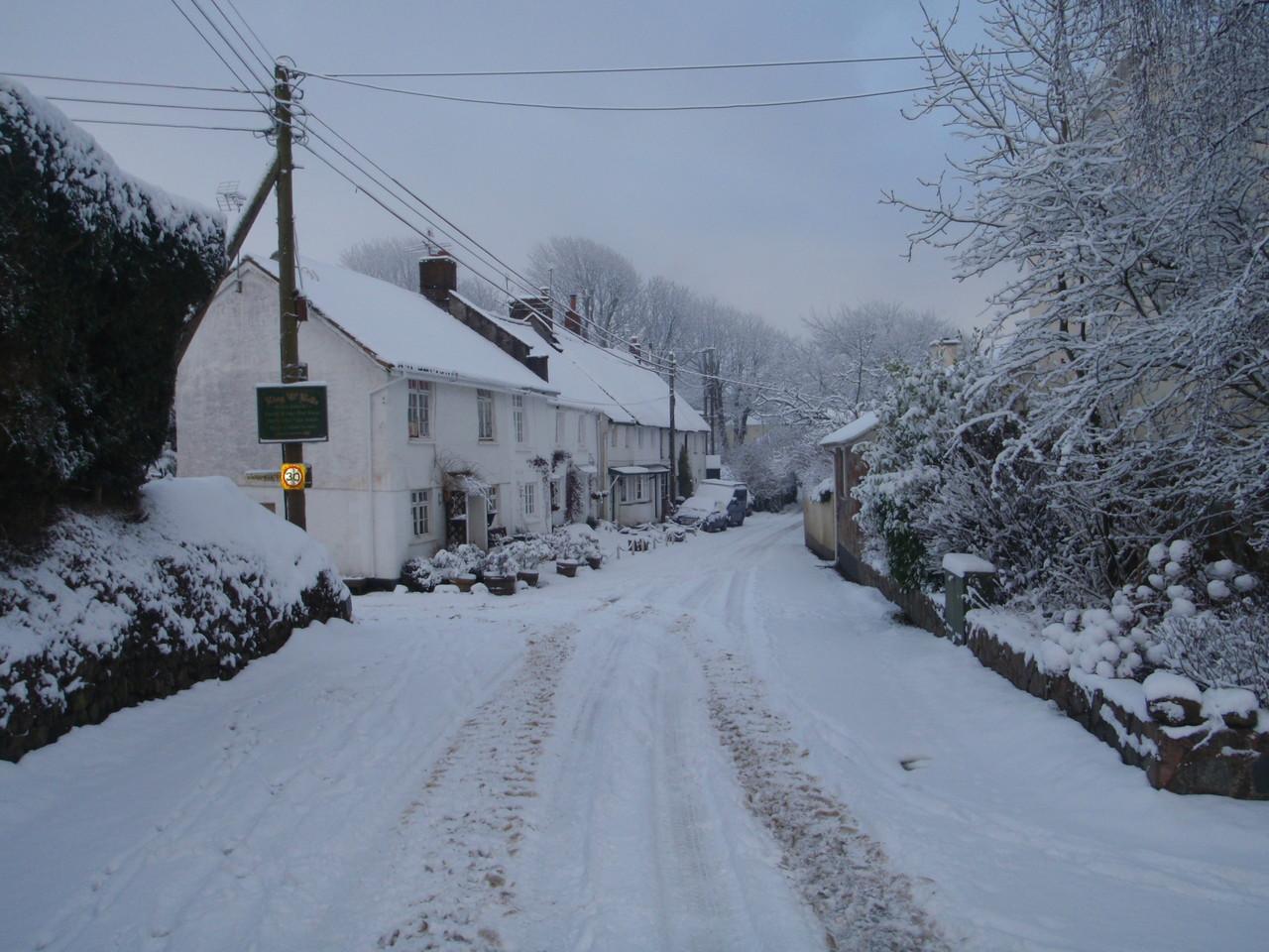 Prixford Cottages, Jan '10