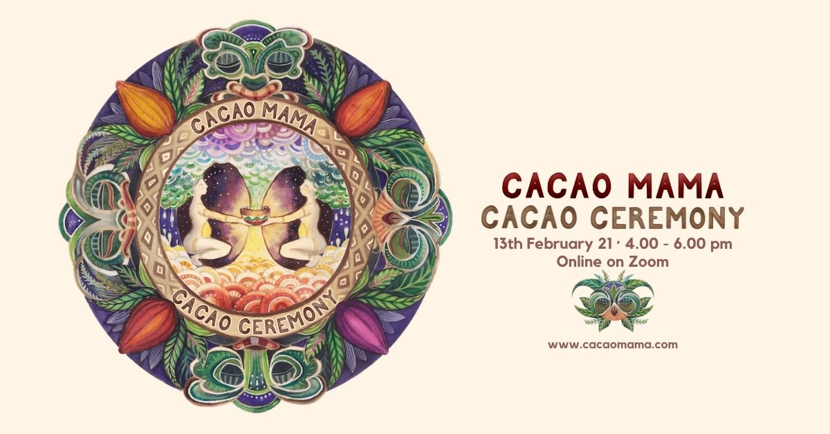 Cacao Ceremony February