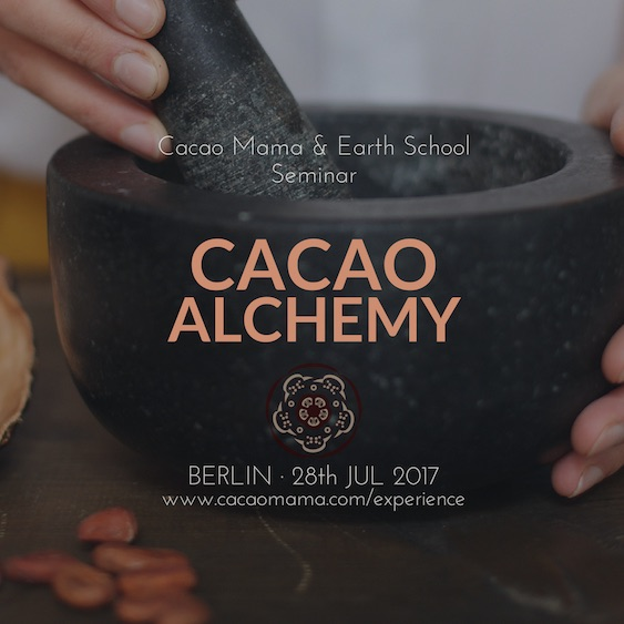 Cacao Mama Earth School Training Cacao Ceremony Cacao Alchemy Source Growth