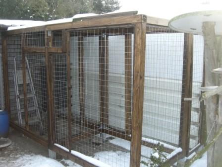 Winter-Baustopp Januar 2013