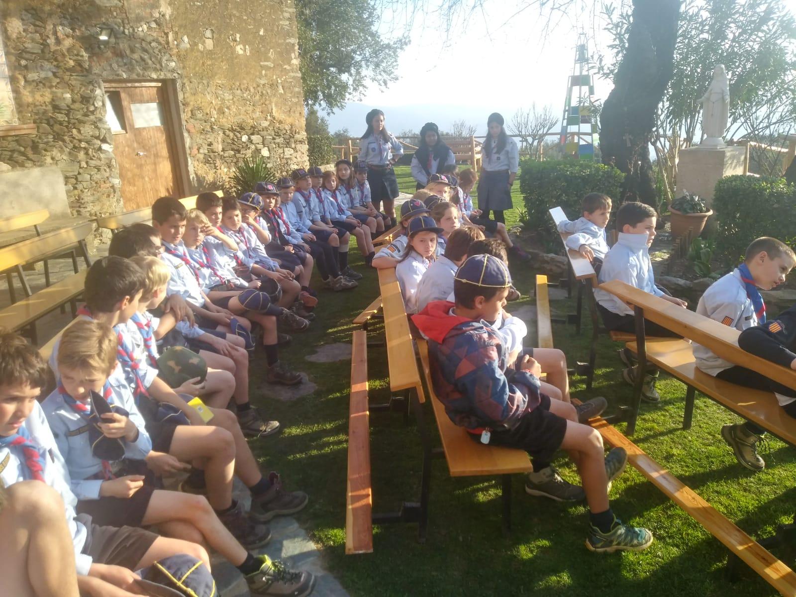Acampada a Sant Celoni - Estol Beat Pere Tarrés