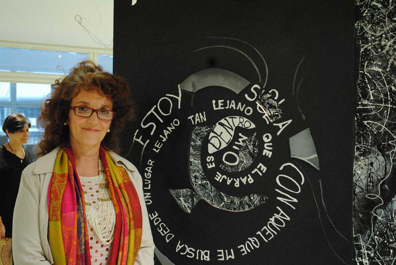 Claudia Bursuk- TENDER Colectivo de Artistas