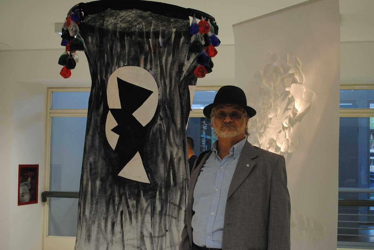 Carlos di Leone- TENDER Colectivo de Artistas