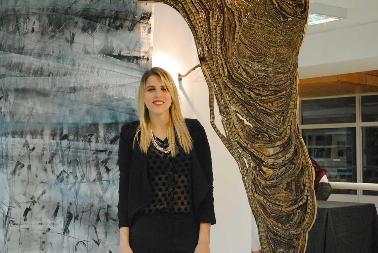 Florencia Belotti- TENDER Colectivo de Artistas