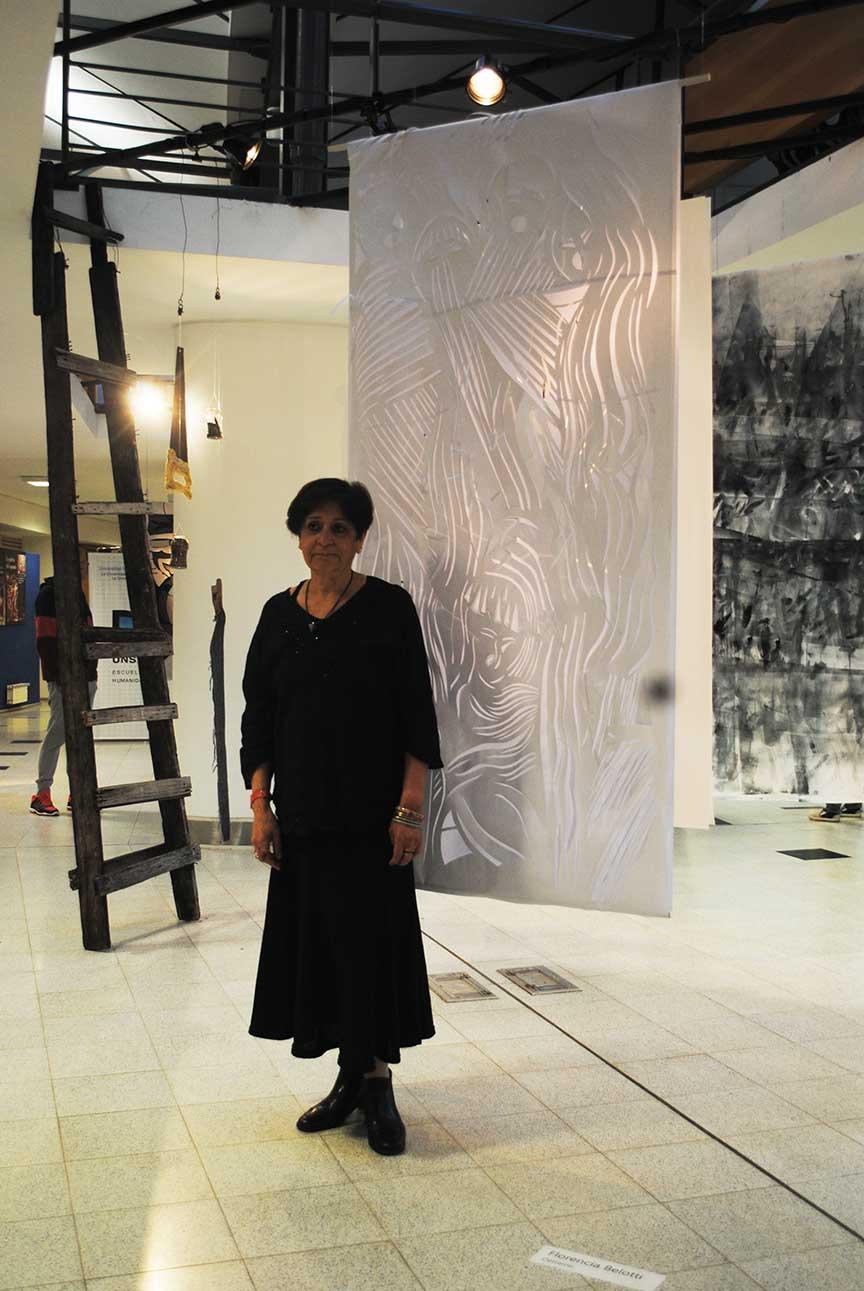Alicia Benitez- TENDER Colectivo de Artistas