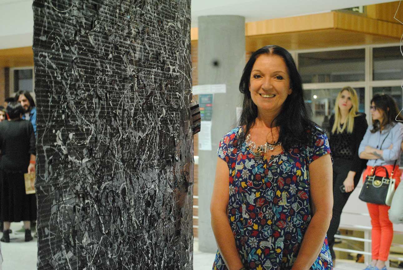 Adriana Gutiérrez- TENDER Colectivo de Artistas