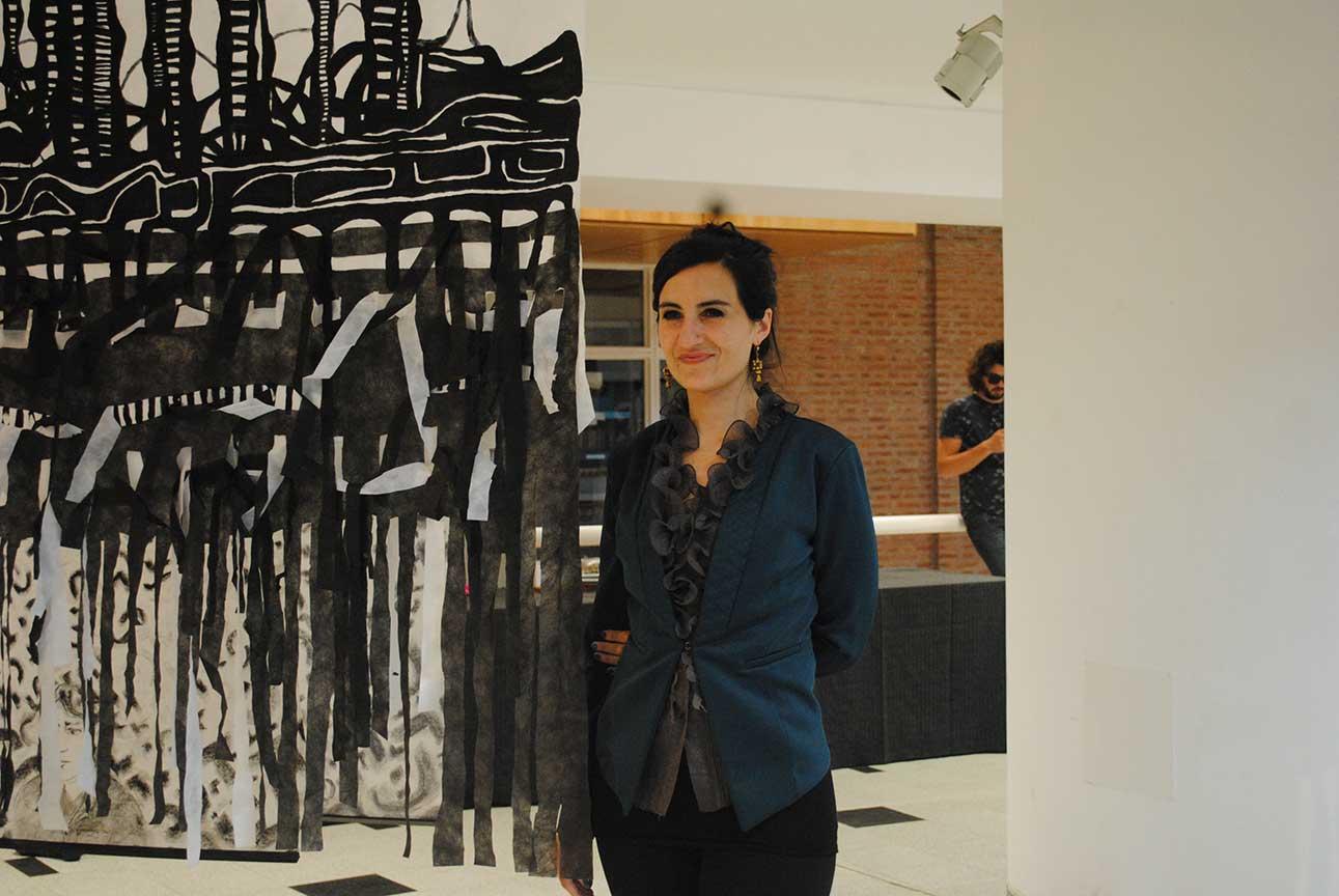 Adriana Giacchetti- TENDER Colectivo de Artistas