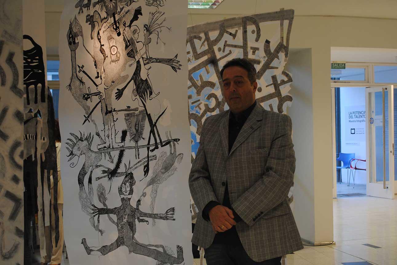 José Arfuch- TENDER Colectivo de Artistas
