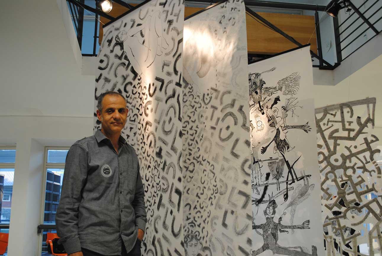 Walter Coelho- TENDER Colectivo de Artistas