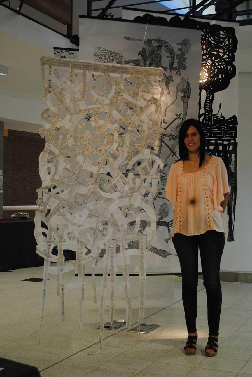 Lucía Artigas - TENDER Colectivo de Artistas