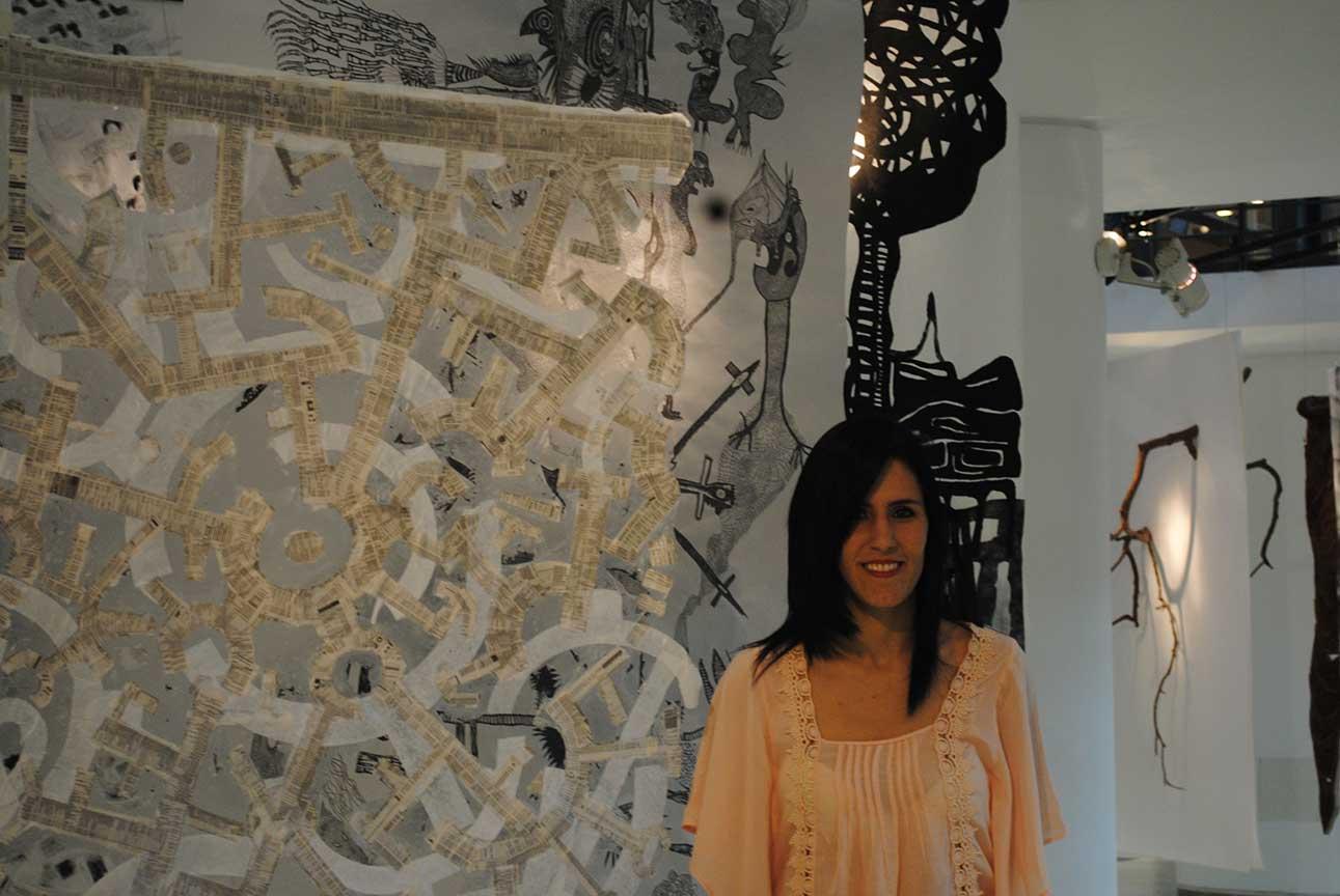 Lucía Artigas- TENDER Colectivo de Artistas