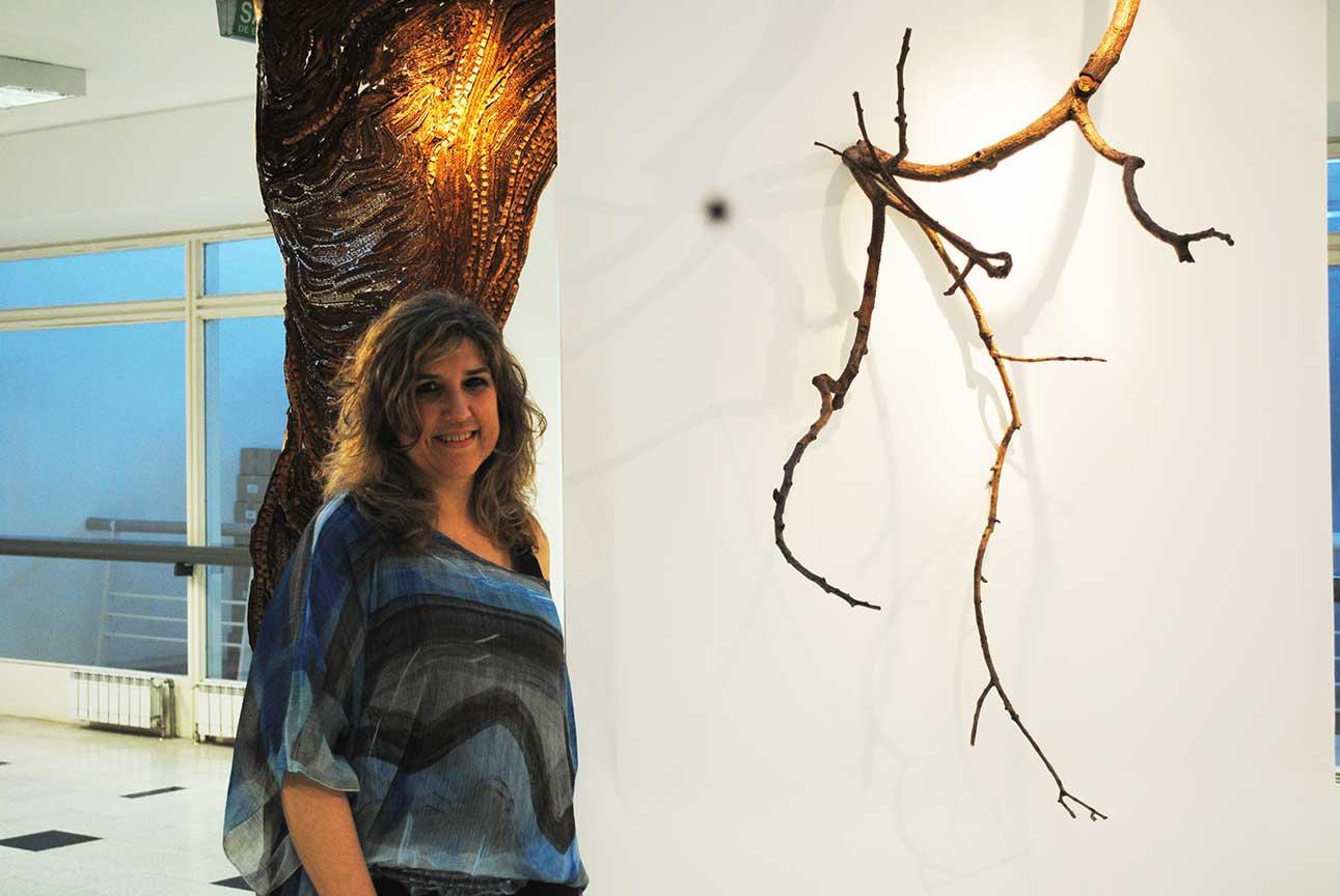 Sandra Ciccioli- TENDER Colectivo de Artistas