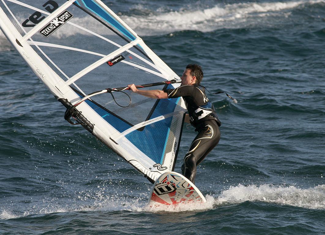 Serge Linnekuhl Windsurf