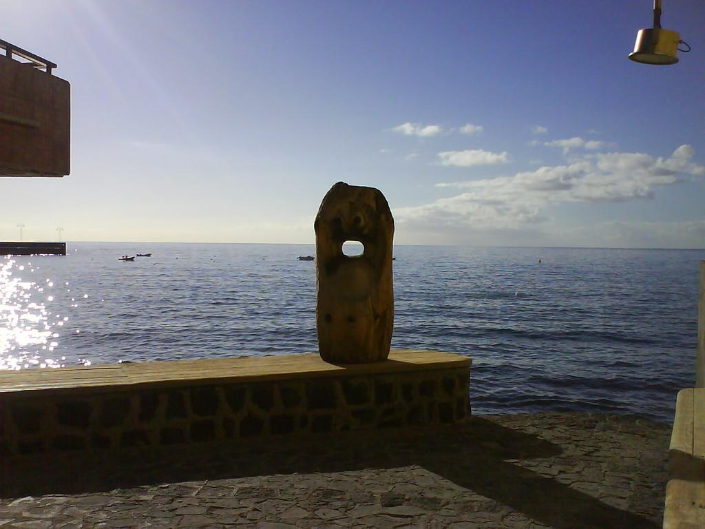 Skulptur in El Medano