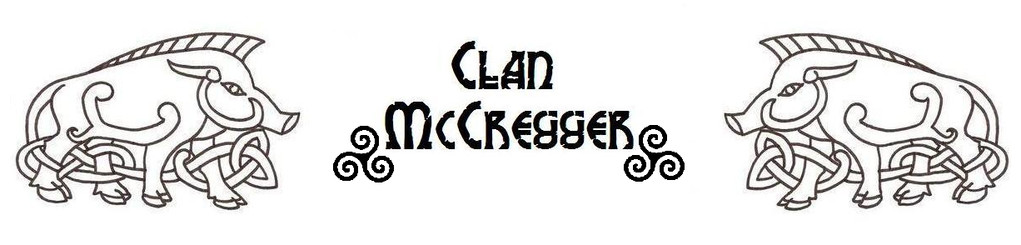 Clan McCregger Breitbandlogo
