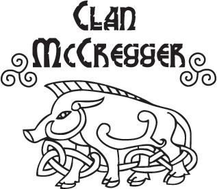Clan McCregger Bannerlogo