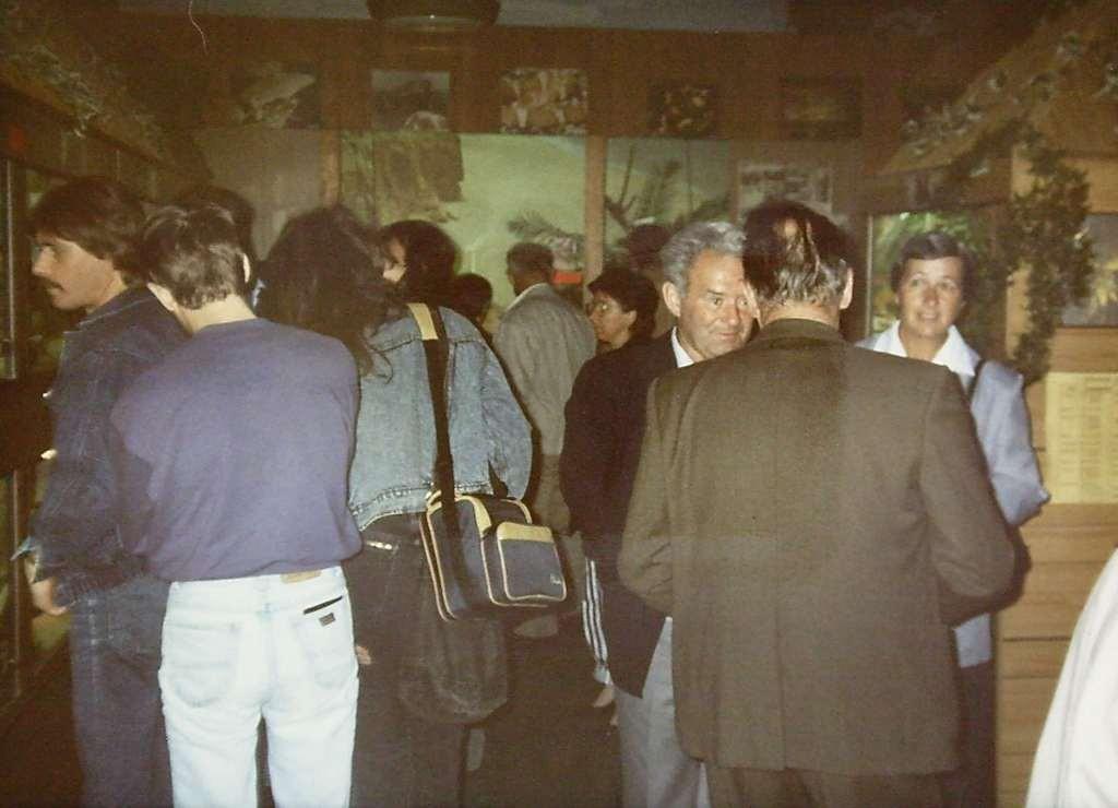 1. Vereinsreise 1989