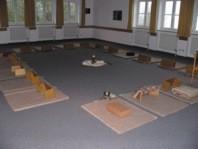 Unser Kontemplationsraum in Steinerskirchen