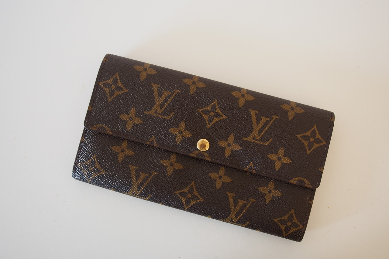 louis vuitton portemonnaie cr dit monogram cocoundkarls webseite. Black Bedroom Furniture Sets. Home Design Ideas