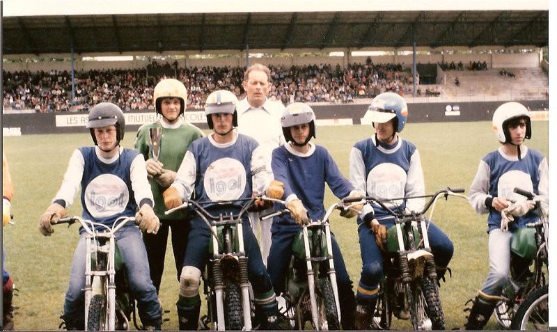 Champion de France 1981